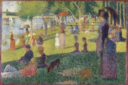 How the Pioneers of Pointillism Continue to Influence Artists Today